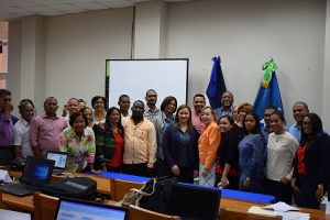Servicio Regional de Salud Enriquillo (SRS Enriquillo) inicia taller en programación de medicamentos