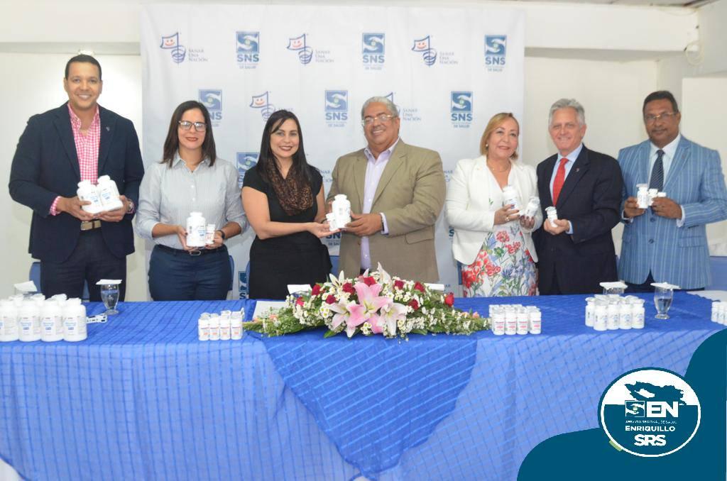 Aporte beneficiará pacientes de los hospitales, subcentros de salud y Unidades de Atención Primaria en Pedernales e Independencia