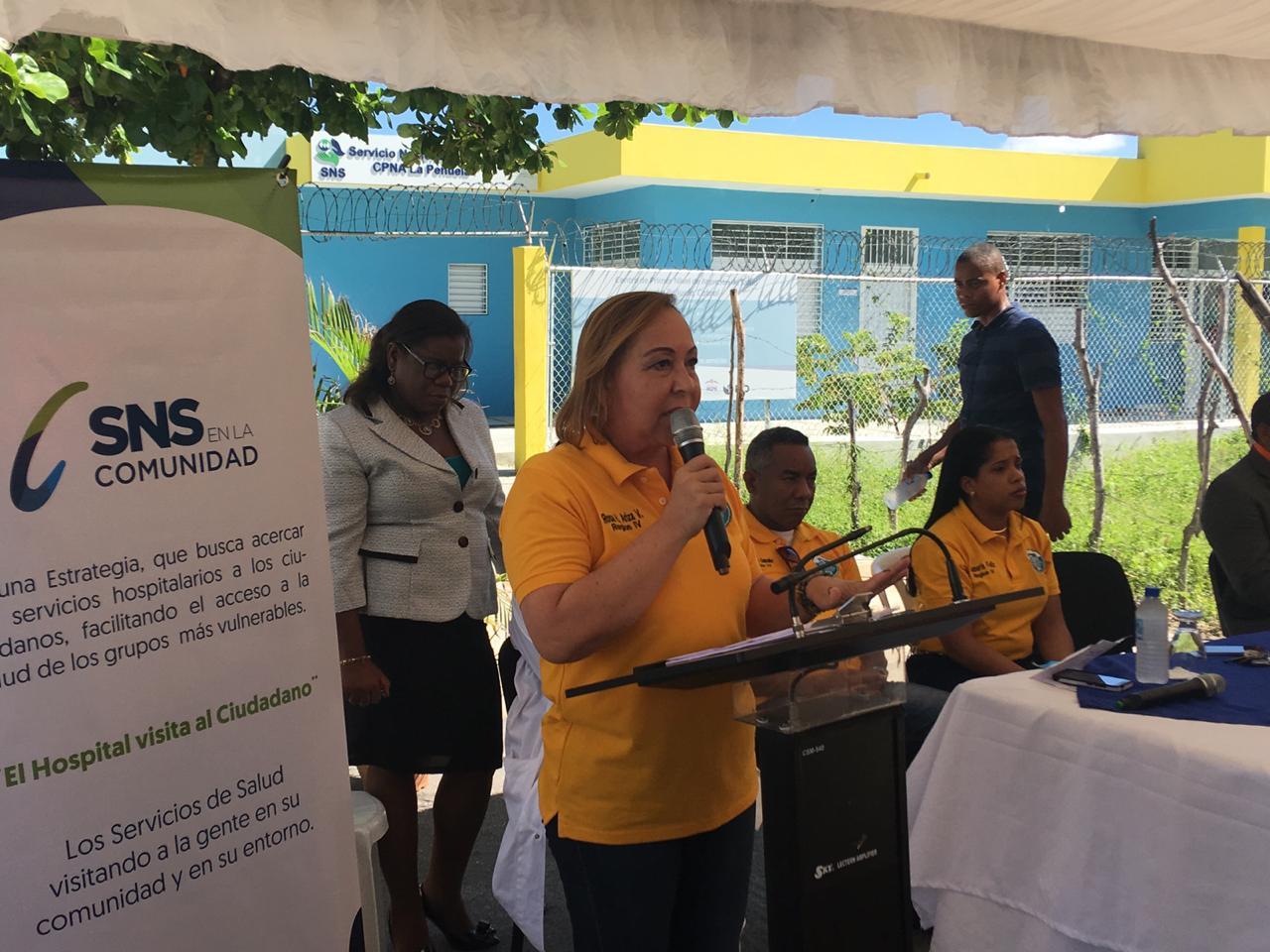 """SRSEN da apertura   a """"SNS en la Comunidad"""" en Cabral, Tamayo, Duvergé y otros municipios"""