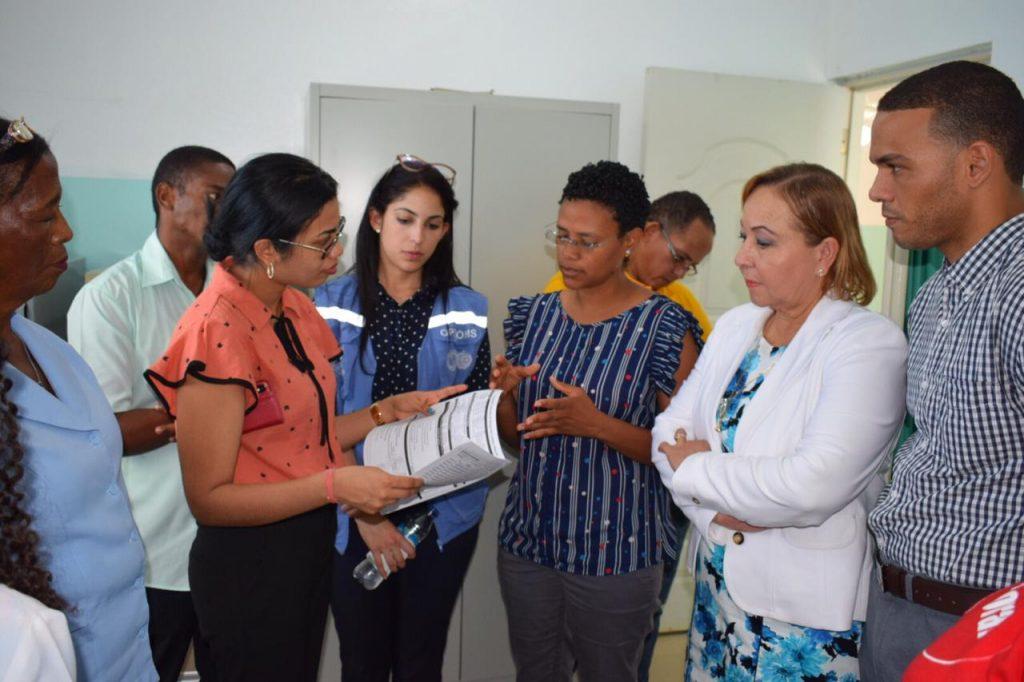 Directora de Salud de Surinam visita Región Enriquillo para conocer buenas prácticas