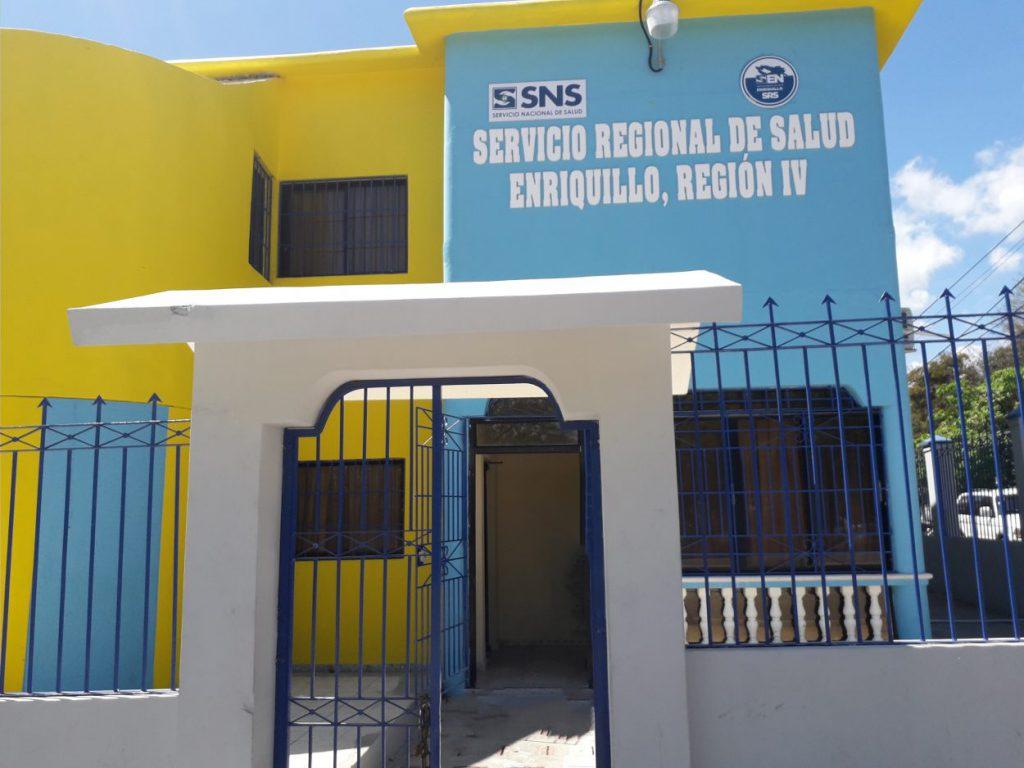 SRS Enriquillo cuenta con 13 hospitales para COVID-19
