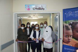 Implementan programa Mamá Canguro en hospital Jaime Mota