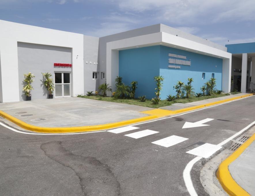 Director SNS deja en funcionamiento el nuevo Hospital de Neiba